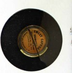 1910 Sweet Caporal Pins LG Frank LaPorte  Back Thumbnail