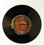 1910 Sweet Caporal Pins  Bob Bescher  Back Thumbnail