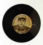 1910 Sweet Caporal Pins  Bob Bescher  Front Thumbnail