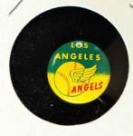 1965 Guys Potato Chip Pin #10   Los Angeles Angels Front Thumbnail