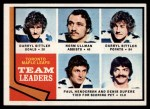 1974 Topps #219   -  Darryl Sittler / Norm Ullman / Paul Henderson / Denis Dupere Maple Leafs Leaders Front Thumbnail