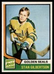 1974 Topps #223  Stan Gibertson  Front Thumbnail