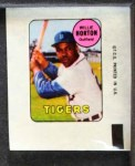 1969 Topps Decals  Willie Horton  Front Thumbnail