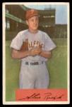1954 Bowman #223  Steve Ridzik  Front Thumbnail