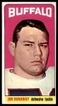 1965 Topps #29  Jim Dunaway  Front Thumbnail