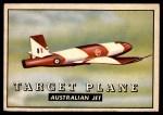1952 Topps Wings #118   Target Plane Front Thumbnail