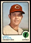 1973 O-Pee-Chee #533  Larry Stahl  Front Thumbnail