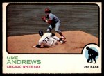 1973 O-Pee-Chee #42  Mike Andrews  Front Thumbnail