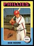 1975 O-Pee-Chee #351  Bob Boone  Front Thumbnail