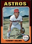 1975 O-Pee-Chee #119  Tommy Helms  Front Thumbnail