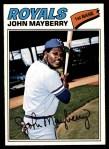 1977 O-Pee-Chee #16  John Mayberry  Front Thumbnail