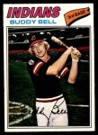 1977 O-Pee-Chee #86  Buddy Bell  Front Thumbnail