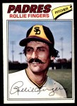 1977 O-Pee-Chee #52  Rollie Fingers  Front Thumbnail