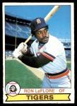 1979 O-Pee-Chee #348  Ron LeFlore  Front Thumbnail