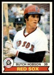 1979 O-Pee-Chee #136  Butch Hobson  Front Thumbnail