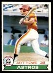 1979 O-Pee-Chee #165  Art Howe  Front Thumbnail