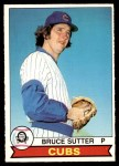 1979 O-Pee-Chee #238  Bruce Sutter  Front Thumbnail