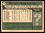 1979 O-Pee-Chee #205  Doug Ault  Back Thumbnail