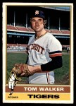 1976 O-Pee-Chee #186  Tom Walker  Front Thumbnail
