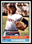 1976 O-Pee-Chee #569  Nelson Briles  Front Thumbnail