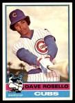 1976 O-Pee-Chee #546  Dave Rosello  Front Thumbnail