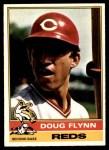 1976 O-Pee-Chee #518  Doug Flynn  Front Thumbnail