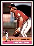 1976 O-Pee-Chee #45  Boog Powell  Front Thumbnail