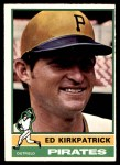 1976 O-Pee-Chee #294  Ed Kirkpatrick  Front Thumbnail