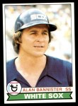 1979 Topps #134  Alan Bannister  Front Thumbnail