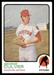 1973 Topps #242  George Culver  Front Thumbnail