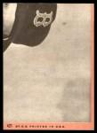 1969 Topps #421   -  Brooks Robinson All-Star Back Thumbnail