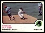 1973 Topps #334  Freddie Patek  Front Thumbnail