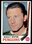 1969 Topps #118  Wally Boyer  Front Thumbnail