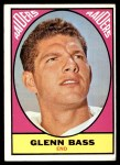 1967 Topps #104  Glenn Bass  Front Thumbnail