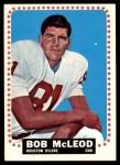 1964 Topps #79  Bob McLeod  Front Thumbnail