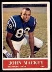 1964 Philadelphia #3  John Mackey   Front Thumbnail