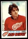 1977 Topps #133  J.P. LeBlanc  Front Thumbnail