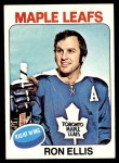 1975 Topps #59  Ron Ellis   Front Thumbnail