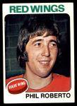 1975 Topps #80  Phil Roberto   Front Thumbnail