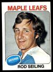 1975 Topps #229  Rod Seiling   Front Thumbnail