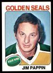 1975 Topps #234  Jim Pappin   Front Thumbnail