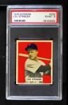 1949 Bowman #183  Lou Stringer  Front Thumbnail