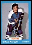 1973 Topps #144  Bryan Watson   Front Thumbnail