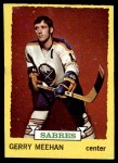 1973 Topps #22  Gerry Meehan   Front Thumbnail