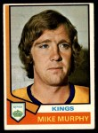 1974 O-Pee-Chee NHL #224  Mike Murphy  Front Thumbnail