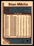 1977 O-Pee-Chee #195  Stan Mikita  Back Thumbnail