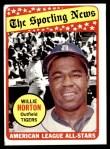 1969 Topps #429   -  Willie Horton All-Star Front Thumbnail