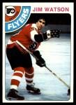 1978 Topps #247  Jimmy Watson  Front Thumbnail