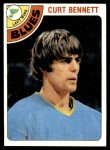 1978 Topps #31  Curt Bennett  Front Thumbnail