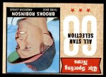 1968 Topps #365   -  Brooks Robinson All-Star Front Thumbnail